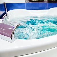 Гидромассажная ванна, аэромассаж