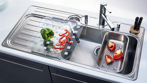 Кухонная мойка Franke, фото